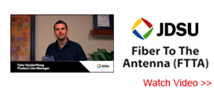 ETA fiber-to-the-antenna training set for mid-March
