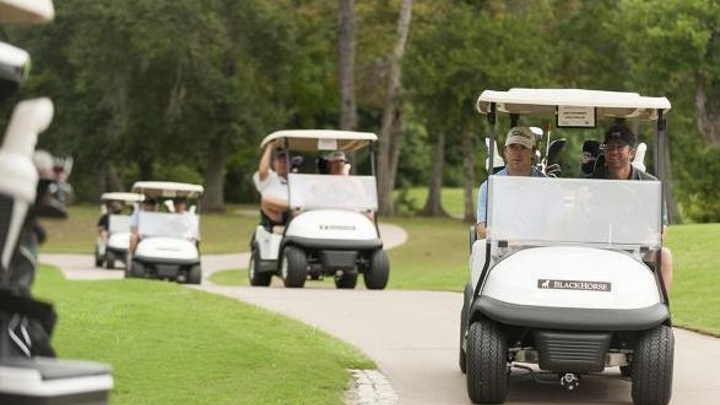 TE Connectivity's powered fiber cable, PoE extender connect HD cameras at large FL golf course