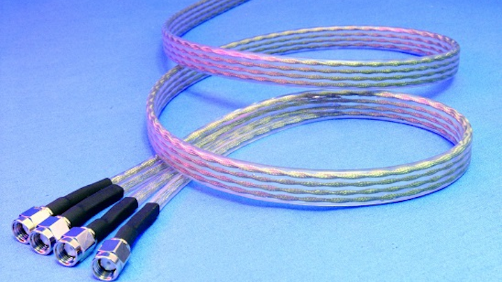 Cicoil's ultra-flexible coaxial cables target high-speed data, video transmission applications