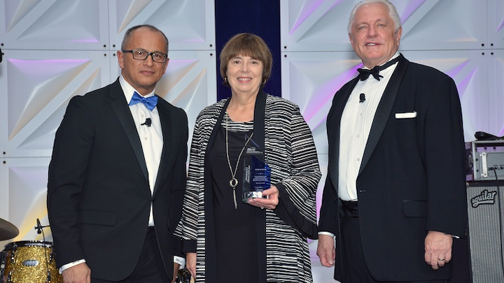 Michele Neifing of OFS named BICSI ICT Woman of the Year