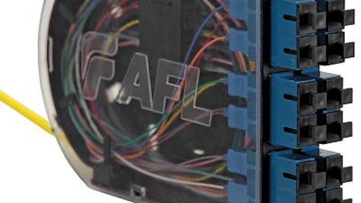 AFL launches Poli-MOD optical patch and splice module