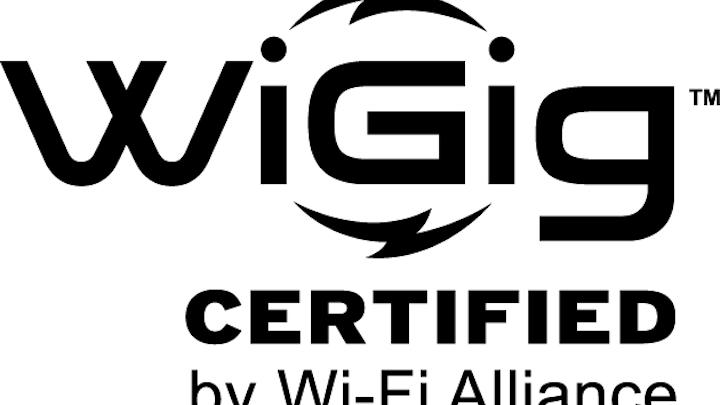 WiGig Certified logo by Wi-Fi Alliance