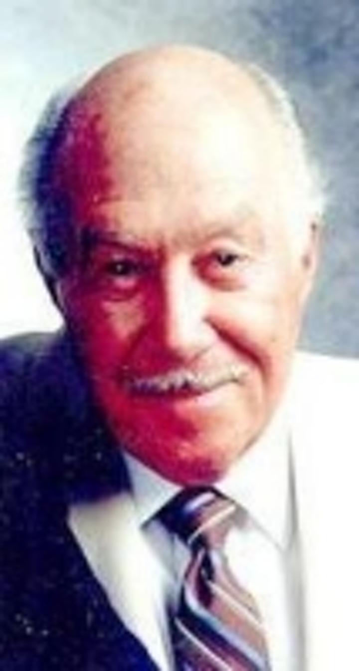 Maurice 'Mo' Orlando, founder of Ortronics Inc. 1923-2014