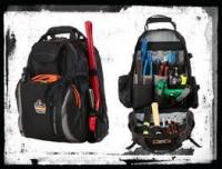 Ergodyne Arsenal 5843 Tool Backpack Dual Compartments
