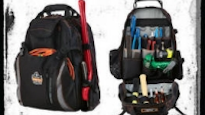Ergodyne's Arsenal 5843 Tool Backpack