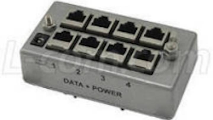 L-com adds DIN-mountable PoE midspan injectors, kits