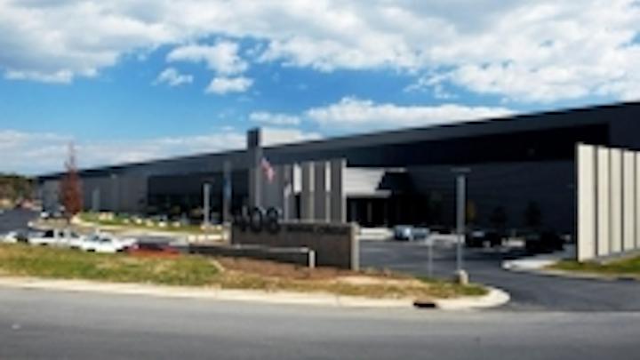 Facebook's Forest City, NC data center