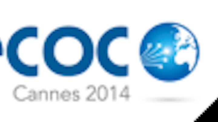 Molex zQSFP+ AOC - ECOC 2014
