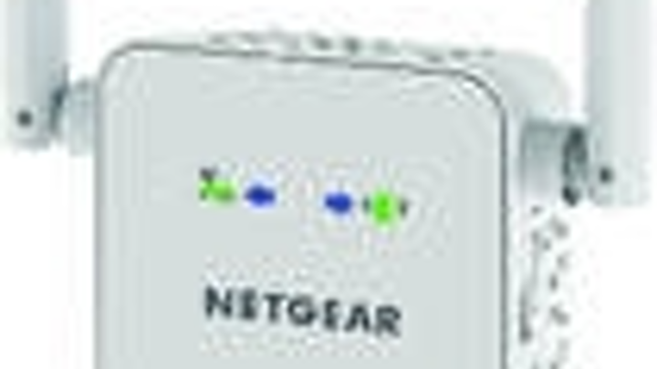 Netgear's AC Dual Band Gigabit Wi-Fi Range Extender