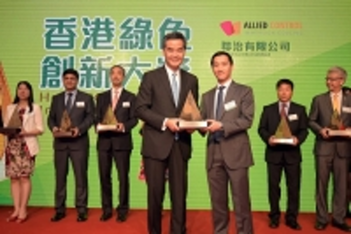 Allied Control recognized for data center immersion cooling technology