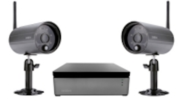 Uniden, Apple jointly launch wireless DVR video surveillance system