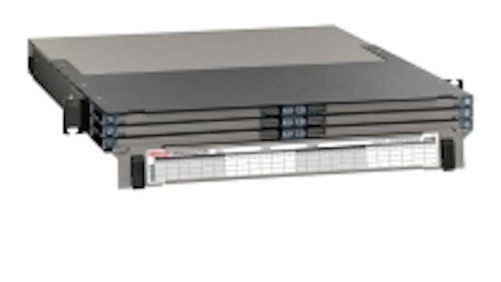 Leviton unveils Opt-X UHDX fiber-optic enclosure system
