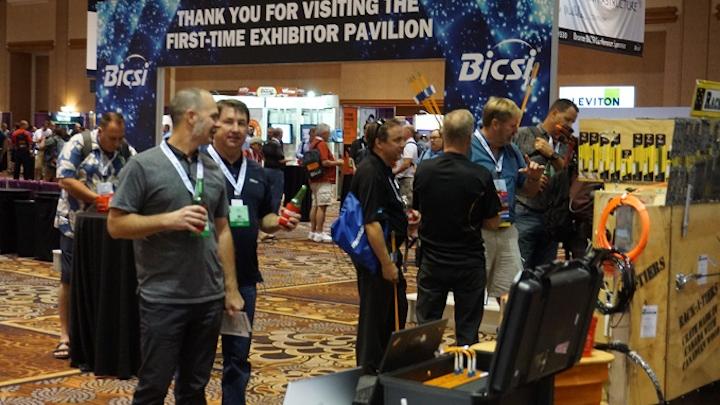 BICSI 2017 Las Vegas: First-Time Exhibitor Highlights