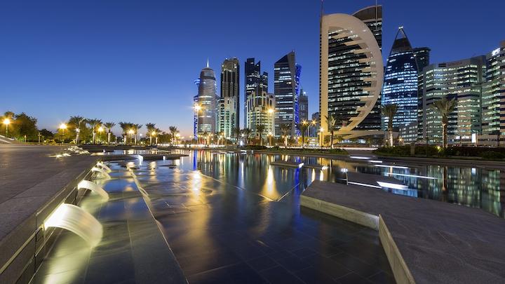 Cityscape - Doha, Qatar
