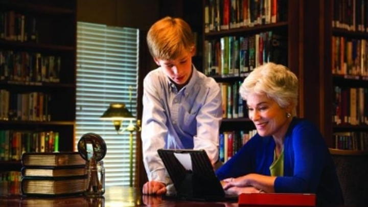 Residents of Williamsburg Landing in Williamsburg, VA each have a private router, and enjoy triple-play voice, video, and data service for a cost of $60 per month.