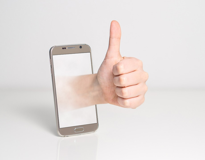 Thumbs Up 1999780 960 720 Pixabay