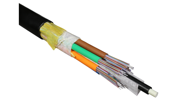 OFS AccuTube Rollable Ribbon Cable