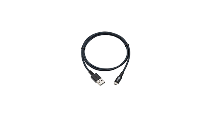 Cables come in three styles: USB-A to USB-C, USB-A to USB Micro-B and USB-A to Lightning connector. All styles are available in lengths of 3, 6 and 10 feet.