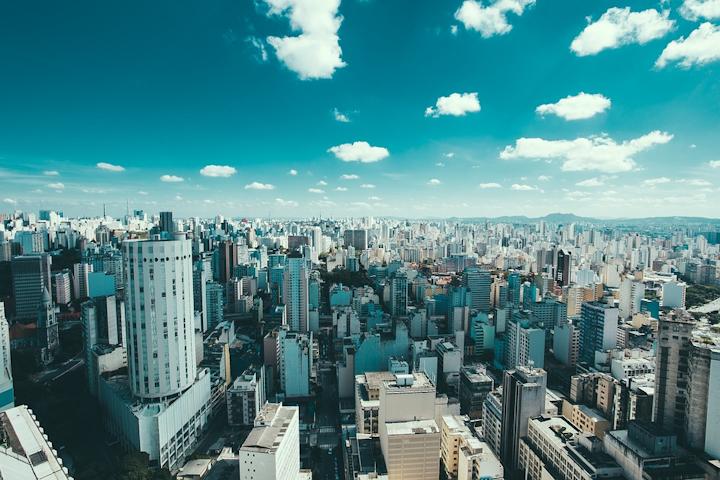 Sao Paulo, Brazil - Cityscape