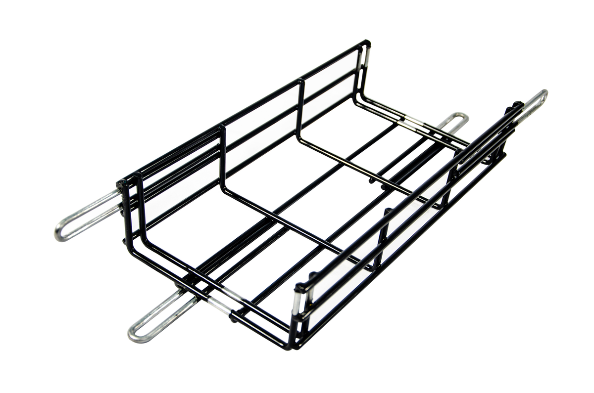 Wiremaid's Extended Loop Cable-MGR CM20 cable tray system