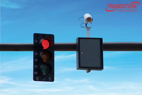 Transition Networks Switch Technology Powers Traffic Cameras